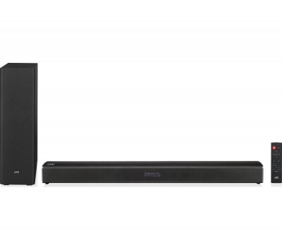Save £20 at Currys on JVC TH-D689B 2.1 Wireless Sound Bar with Dolby Atmos