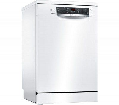 Save £70 at Currys on Serie 4 SMS46IW10G Full-size Dishwasher - White, White