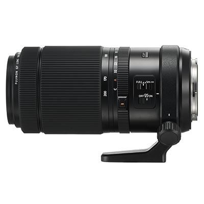 Save £180 at WEX Photo Video on Fujifilm GF 100-200mm f5.6 R LM OIS WR Lens