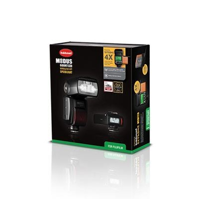 Save £30 at WEX Photo Video on Hahnel Modus 600RT MK II Wireless Kit FujiFilm