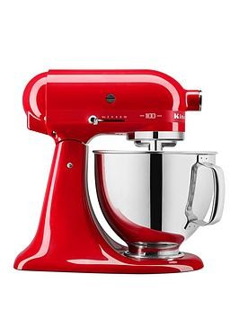 Save £160 at Very on Kitchenaid Kitchenaid Queen Of Hearts 4.8-Litre Stand Mixer