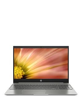 Save £100 at Very on Hp Chromebook 15-De0000Na Intel Pentium Gold, 4Gb Ram, 64Gb Ssd, 15.6 Inch Full Hd Laptop - Ceramic White