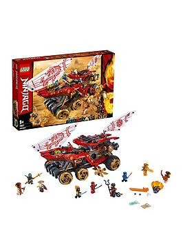 Save £24 at Very on Lego Ninjago 70677 Land Bounty Toy Truck