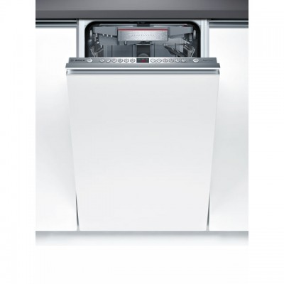 Save £70 at AO on Bosch Serie 6 SPV66TX00G Fully Integrated Slimline Dishwasher - Stainless Steel Control Panel with Fixed Door Fixing Kit - A++ Rated