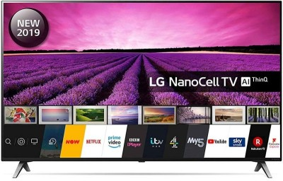 Save £143 at Ebuyer on LG 49SM8500PLA 49 Nano Cell 4K Ultra HD HDR10 Smart TV