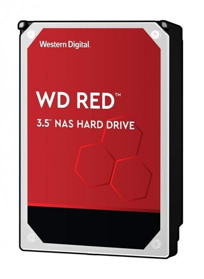Save £52 at Ebuyer on WD Red NAS 14TB Internal HDD - 3.5 - WD140EFFX - SATA 6Gb/s - 5,400 rpm