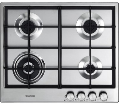 Save £20 at Currys on KENWOOD KHG603SS Gas Hob - Stainless Steel, Stainless Steel