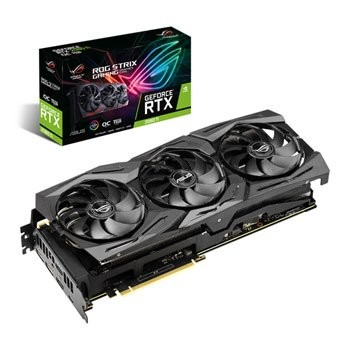 Save £161 at Scan on ASUS NVIDIA GeForce RTX 2080 Ti 11GB ROG STRIX OC GAMING Turing Graphi