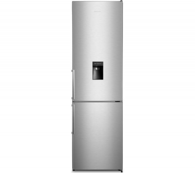 Save £40 at Currys on KENWOOD KNFD2MX18 70/30 Fridge Freezer - Inox Silver, Silver
