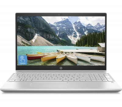 Save £80 at Currys on HP Pavilion 15-cw1598sa 15.6? AMD Ryzen 7 Laptop - 512 GB SSD, Silver, Silver