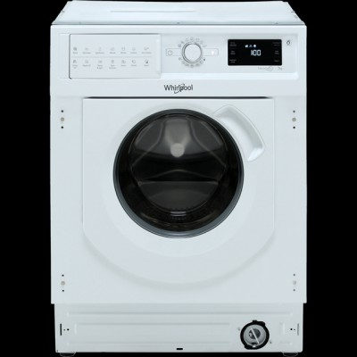 Save £40 at AO on Whirlpool BIWMWG71253UK Integrated 7Kg Washing Machine with 1200 rpm - A+++ Rated