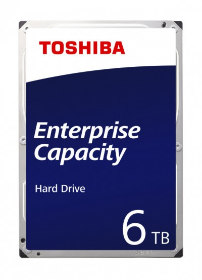 Save £116 at Ebuyer on Toshiba Enterprise HDD 6TB 3.5 SAS 12Gbit/s 7200RPM