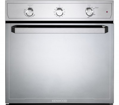 Save £50 at Currys on KENWOOD KS101GSS Gas Oven - Stainless Steel, Stainless Steel