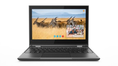 Save £71 at Ebuyer on Lenovo 300e Gen 2 Intel N4100 4GB 64GB eMMC 11.6 Win10 Pro Convertible Laptop