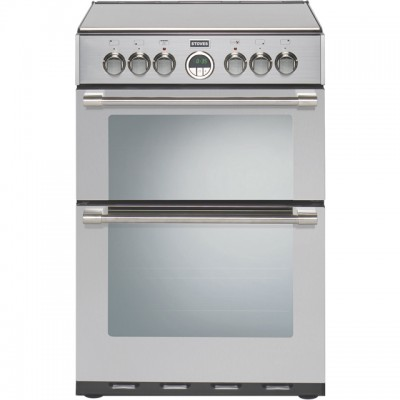 Save £300 at AO on Stoves STERLING600E 60cm Electric Cooker with Ceramic Hob - Stainless Steel - A/A Rated