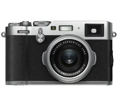 Save £200 at Currys on FUJIFILM X100F High Performance Compact Camera - Silver, Silver