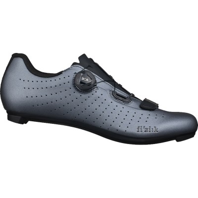 Save £50 at Wiggle on Fizik Tempo R5 Overcurve Road Shoes (Gun Metal) Cycling Shoes