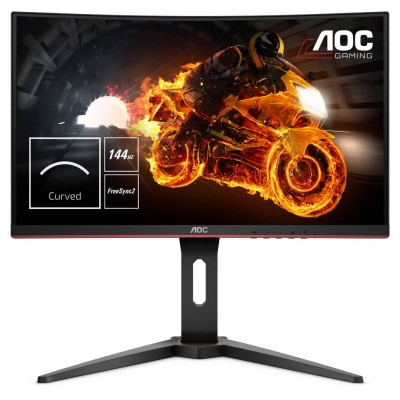 Save £34 at Ebuyer on AOC Gaming C27G1 27 144Hz Curved Full HD Monitor