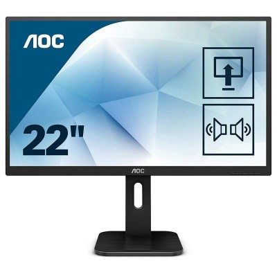 Save £18 at Ebuyer on AOC 22P1D 21.5 LED Full HD Monitor