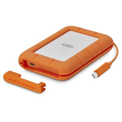 Save £21 at Ebuyer on LaCie STFR5000800 5 TB Rugged Mini USB 3.1