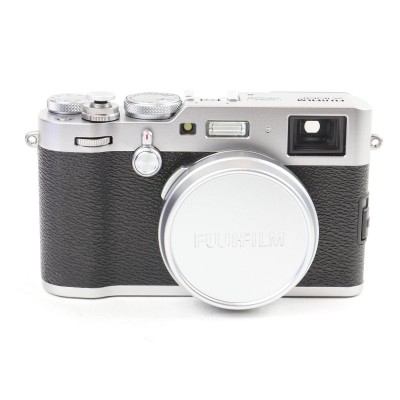 Save £142 at WEX Photo Video on Used Fujifilm X100F Digital Camera - Silver