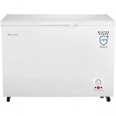 Save £50 at AO on Fridgemaster MCF306 Chest Freezer - White - A+ Rated