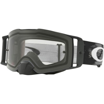Save £16 at Wiggle on Oakley FRONT LINE MX Clear Lens Goggles Cycling Goggles