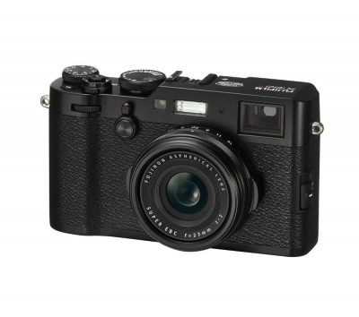 Save £100 at Currys on FUJIFILM X100F High Performance Compact Camera - Black, Black