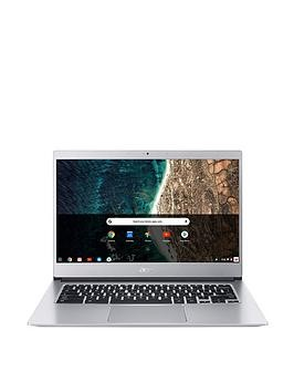 Save £50 at Very on Acer Chromebook 514 Touch Intel Pentium N4200, 4Gb Ram, 128Gb Ssd, 14 Inch Full Hd Laptop - Silver