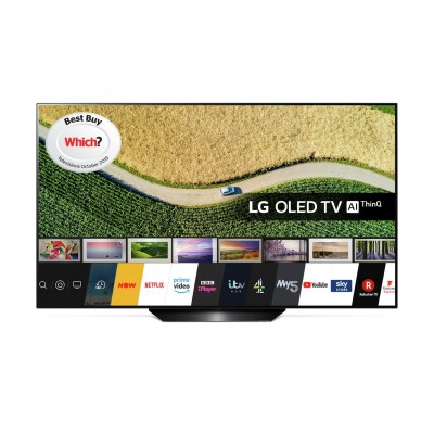 Save £200 at Argos on LG 65 Inch OLED65B9PLA Smart 4K HDR OLED TV