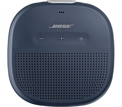 Save £11 at Currys on BOSE Soundlink Micro Portable Bluetooth Speaker - Blue, Blue
