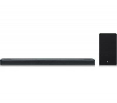 Save £100 at Currys on LG SL8YG 3.1.2 Wireless Sound Bar with Dolby Atmos & Google Assistant