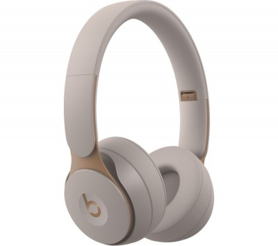 Save £50 at Currys on BEATS Solo Pro Wireless Bluetooth Noise-Cancelling Headphones - Grey, Grey