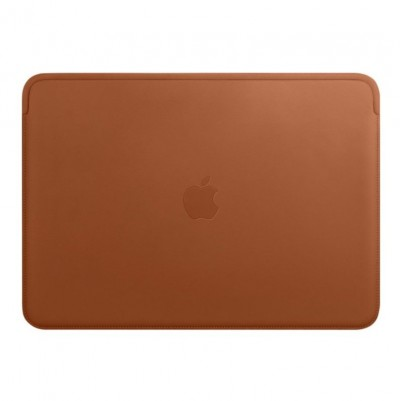 Save £41 at Ebuyer on Apple Leather Sleeve 15 MacBook Pro Saddle Brown