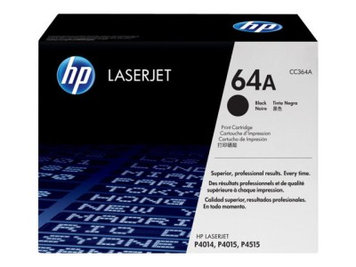 Save £46 at Ebuyer on HP 64A Black Toner Cartridge - CC364A