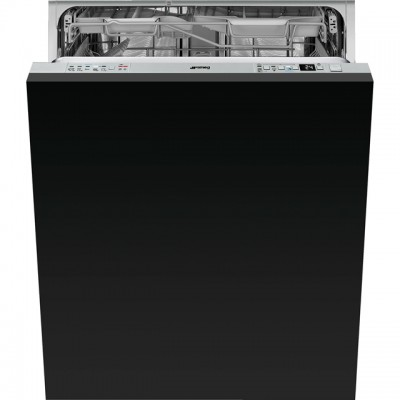 Save £70 at AO on Smeg DI613PMAX Fully Integrated Standard Dishwasher - Stainless Steel Control Panel with Fixed Door Fixing Kit - A+++ Rated