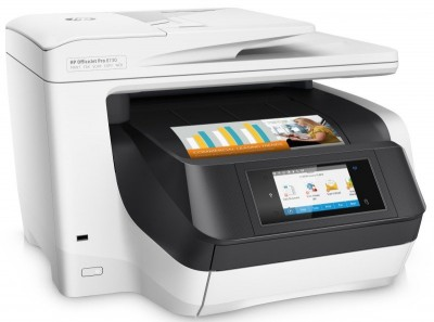 Save £34 at Ebuyer on HP Officejet Pro 8730 All-in-One WirelessMulti-Function Inkjet Printer