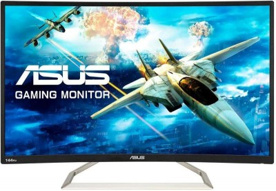 Save £52 at Ebuyer on ASUS VA326HR 32 Full HD 144Hz Curved Monitor