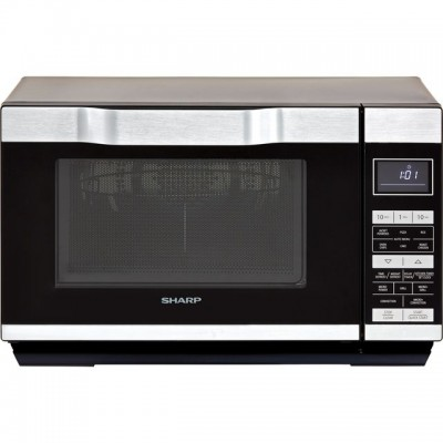Save £13 at AO on Sharp I series R861KM 25 Litre Combination Microwave Oven - Silver / Black