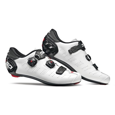 Save £30 at Wiggle on Sidi Ergo 5 Mega Road Shoes (Wide Fit) Cycling Shoes