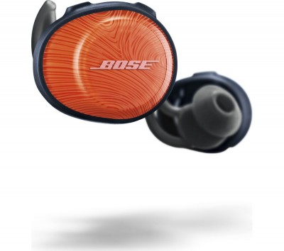 Save £19 at Currys on BOSE SoundSport Free Wireless Bluetooth Headphones - Orange & Blue, Orange