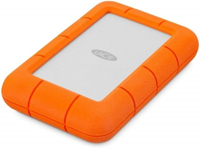 Save £24 at Ebuyer on LaCie Rugged Mini 5TB External Hard Drive Portable HDD