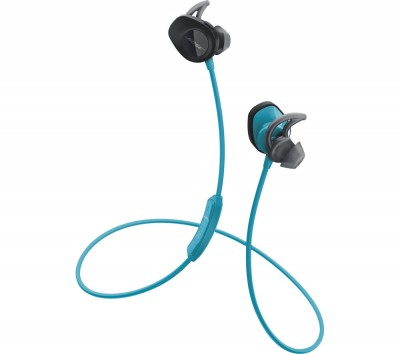 Save £15 at Currys on BOSE SoundSport Wireless Bluetooth Headphones - Aqua, Aqua