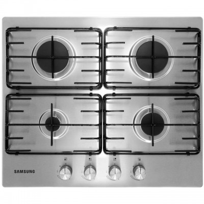 Save £60 at AO on Samsung NA64H3110AS 60cm Gas Hob - Stainless Steel