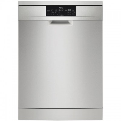 Save £100 at AO on AEG FFE83700PM Standard Dishwasher - Stainless Steel - A+++ Rated