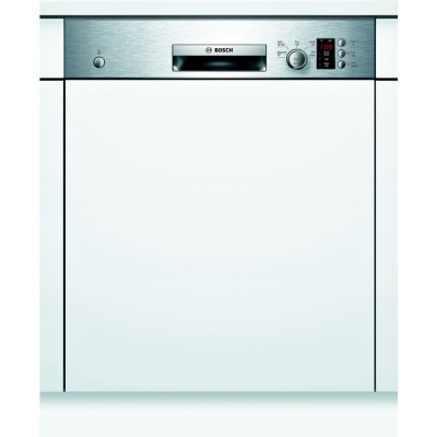 Save £51 at Appliance City on Bosch SMI50C15GB Serie 4 60cm Semi Integrated Dishwasher - SILVER