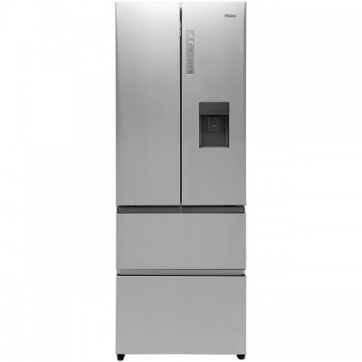 Save £170 at AO on Haier HB16WMAA American Fridge Freezer - Stainless Steel Effect - A+ Rated
