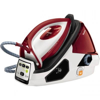 Save £100 at AO on Tefal Pro Express Care Anti Scale GV9061 Pressurised Steam Generator Iron - Red / White