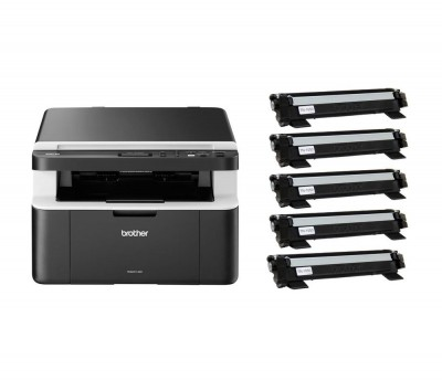 Save £40 at Currys on BROTHER DCP1612WXL Monochrome All-in-One Wireless Laser Printer