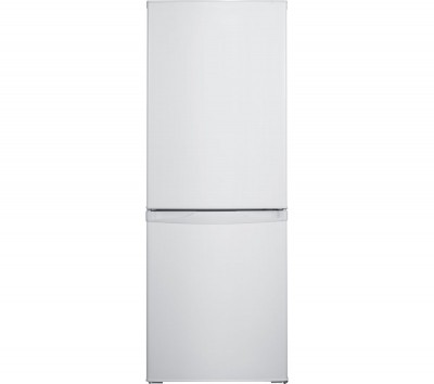 Save £40 at Currys on ESSENTIALS C55CW18 60/40 Fridge Freezer - White, White